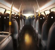 Commuters by Rich Hinchcliffe