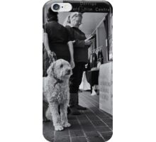 Don't rush me - I have to read the fine print iPhone Case/Skin