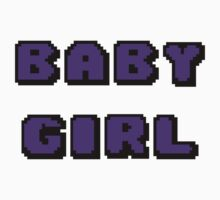 Baby Girl (Purple) by GreenGamer