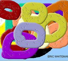 (CIRCLES OF THE MIND I) ERIC WHITEMAN  ART  by eric  whiteman
