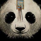 Panda window cleaner 03 by vinpez