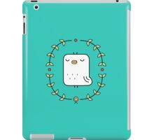 So Fancy Bird iPad Case/Skin