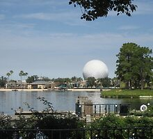 Epcot by OnTheRoadAgain