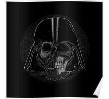 Skull Vader Poster