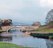Bridge at Silverdale by georgieboy98