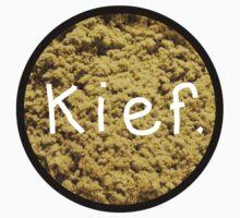 KIEF logo by HighlyAnimated