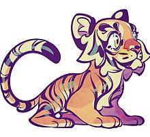 Tiger by AntoniaFollano