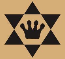 Descending Pentagram by FreshThreadShop