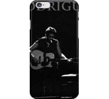 Rodriguez in Concert iPhone Case/Skin