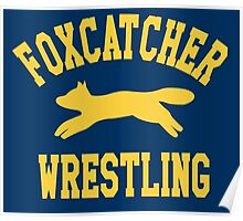 Foxcatcher Sweater Poster