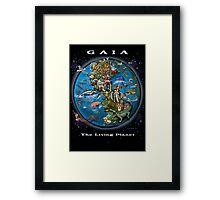 Gaia – The Living Planet Framed Print