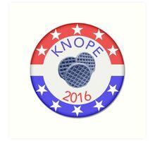 Knope 2016 Art Print