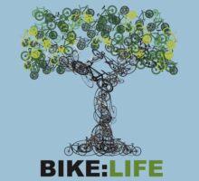 BIKE:LIFE tree Kids Clothes