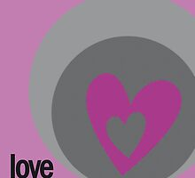 LOVE 10 by Micheline Kanzy