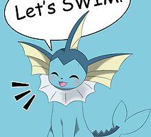 Let's SWIM! by Winick-lim