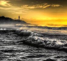 Norah Head Lighthouse by Ian English