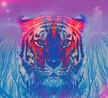 My Friend The Tiger by Mardimars