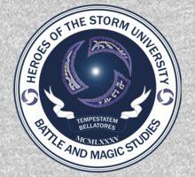 Heroes of the Storm University - Battle & Magic Studies by Chronotaku
