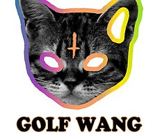 Gold Wang Kitty Cat by Arriettyx