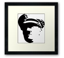 Hitler Guevara Framed Print