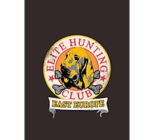 Elite Hunting Club (EHC) Photographic Print