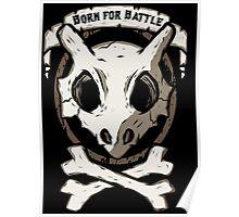 Born for battle! Poster