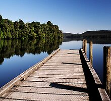 Lake Ianthe by ardwork