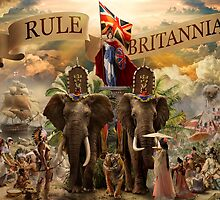 Rule Britannia by Komiksar