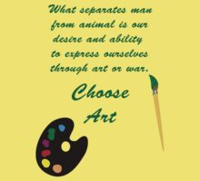 Choose Art by Patricia Bolgosano