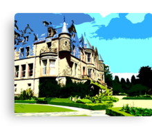 SUMMER AT BELFAST CASTLE Canvas Print