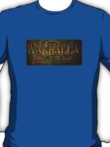 Valhalla: Halls of the Slain T-Shirt
