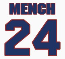 National baseball player Kevin Mench jersey 24 by imsport