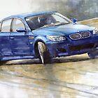 BMW M5 2006  by Yuriy Shevchuk