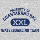 Guantanamo Bay Waterboarding Team by AngryMongo