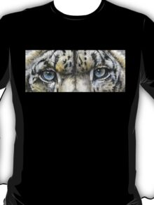 Eye-Catching Snow Leopard T-Shirt