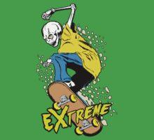 Extreme Skater by FredzArt
