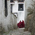 Monks by Michelle Thomson