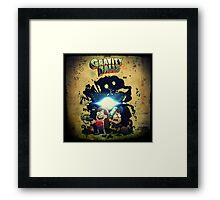 """Gravity Falls, """"This is It"""" Framed Print"""
