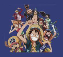 Mugiwara - One Piece by Laredj