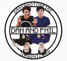 Dan and Phil by danisnotameme