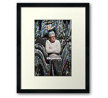 Tyler Oakley Framed Print