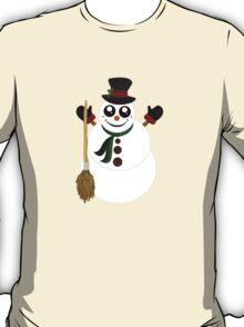 Snowman (3) T-Shirt
