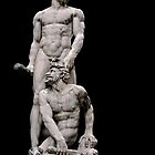 Hercules and Cacus by Dave Martin