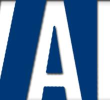 Van City Sticker