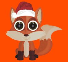 Christmas Fox (2) Kids Clothes
