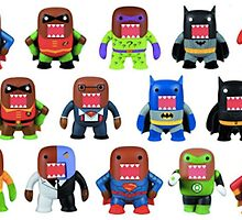 domo kun comics by umafix