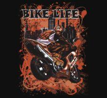 BIKE LIFE(PHAT BACK) ORANGE by DionJay