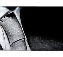All tied up no 1 Photographic Print
