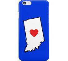 I Love Indiana iPhone Case/Skin