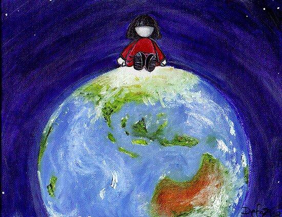 Clara Takes on the World by Lisadee Lisa Defazio
